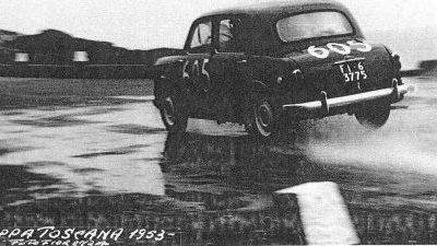 La Nostra Coppa Toscana: i piloti pratesi