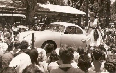 La signora Porsche 356 una passione d'epoca senza tempo