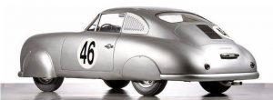 primo trionfo Porsche 356 coupe