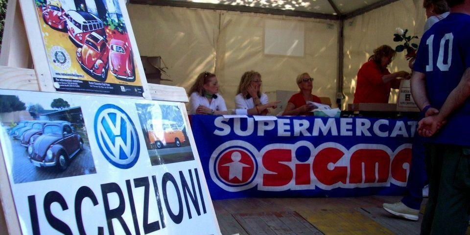 Raduno Maggiolini 2012
