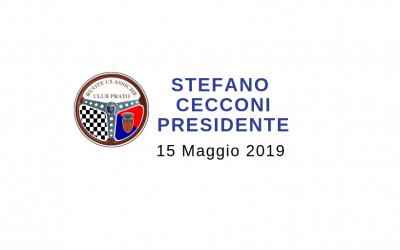 Stefano Cecconi nuovo presidente